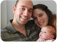 Camila, Carolina y Diego