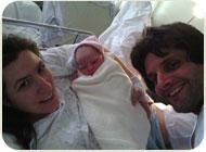 Martina, Virginia y Rodrigo