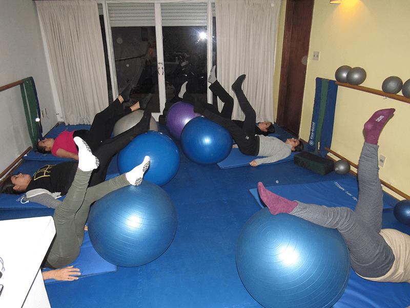 Acondicionamiento físico para embarazadas