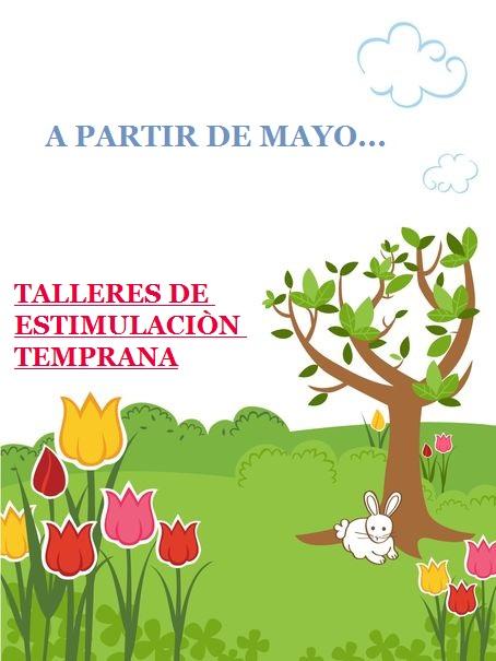 TALLERES DE ESTIMULACIÓN TEMPRANA